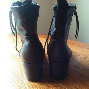 Report Shoes - Combat Boots